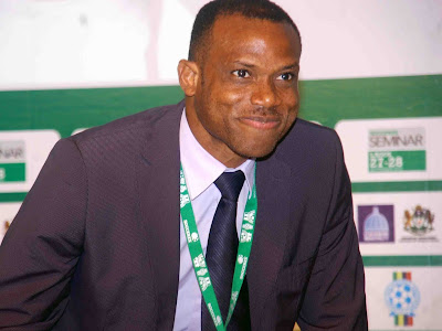 NFF confirms Sunday Oliseh as new Super Eagles coach, appoint Dutch Assistant
