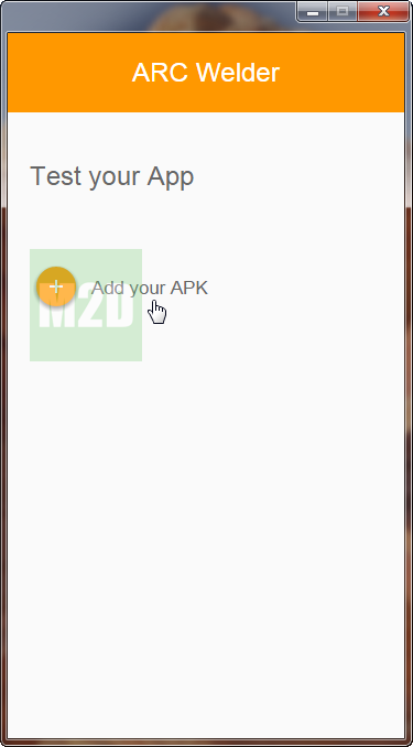 Test Your App