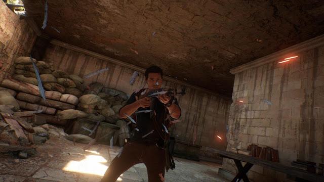 تحميل لعبة uncharted 4 للكمبيوتر