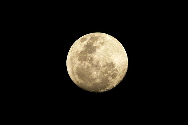 sistem tata suerya : satelit bulan