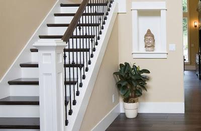 configuration escalier maison