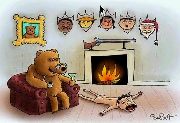 What if Animals Treated Us How We Treat Them