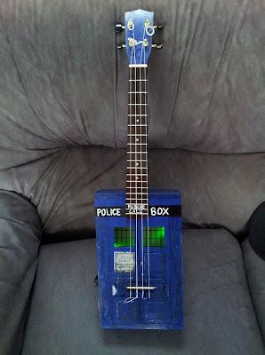 doctor who ukulele whokulele