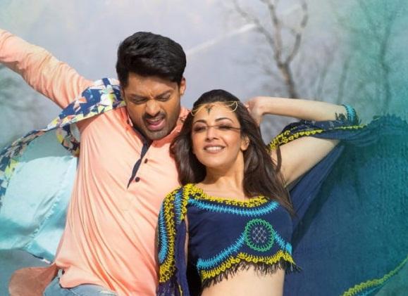 Kajal Agarwal Photos in MLA Movie