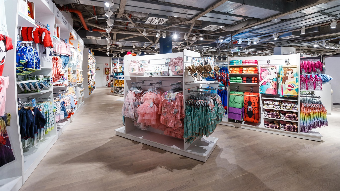 Eniwhere Fashion - Disney Store - Brescia