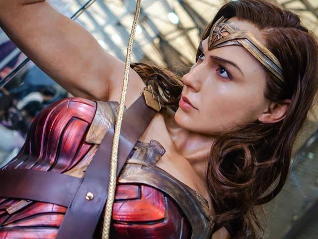 Wonder Woman In Justice