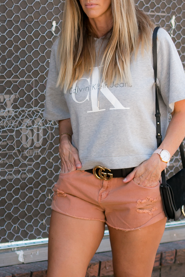 parlor girl oneill rust owen shorts