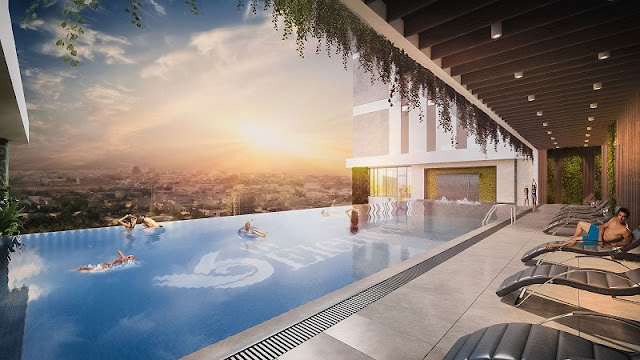 tiện ích hiện đại tạo nên không gian sống khác biệt của dự án Xuân Mai Tower