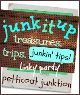 http://petticoatjunktion.com/junk-it-up/vintage-toy-truck-junk-party/