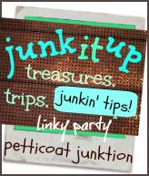 http://petticoatjunktion.com/junk-it-up/vintage-toy-truck-junk-party/