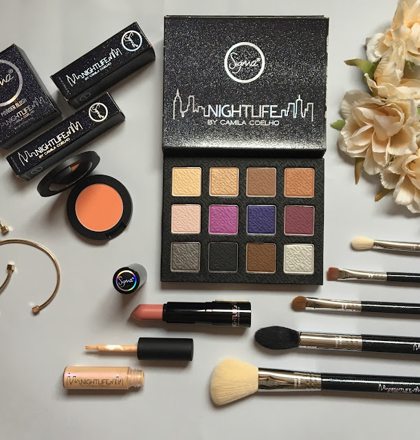 Review: Coleção Camila Coelho Nightlife para Sigma Beauty