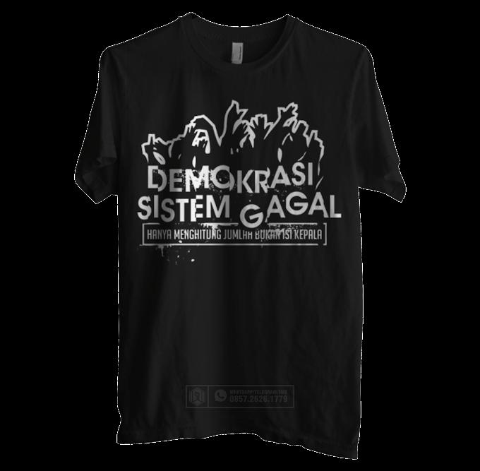 Demokrasi Sistem Gagal
