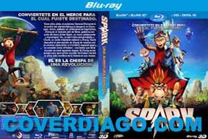 Spark: A Space Tail - Spark: Una Aventura Espacial -BLURAY/3
