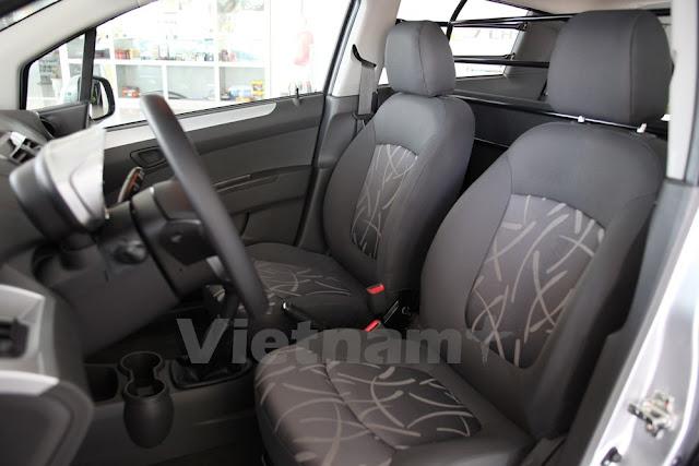 Giá xe Chevrolet Spark Duo 2018 (hàng ghế trước)