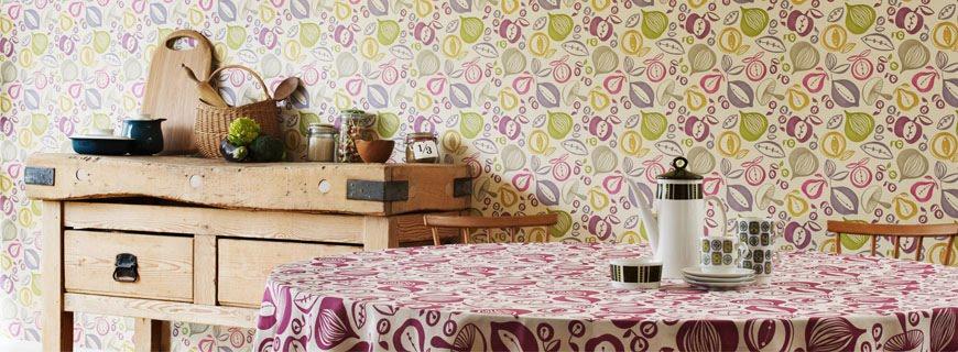 je veux un papier peint ann es 50 pour mon salon boh decoration lifestyle. Black Bedroom Furniture Sets. Home Design Ideas