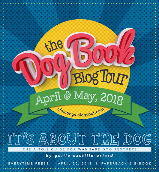 The #DogBookBlogTour Giveaway—Announcing the Winners!