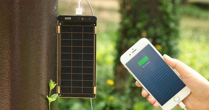 Solar Paper World S Thinnest And Lightest Solar Charger