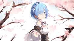 Rem Re:Zero [Wallpaper Engine Anime]