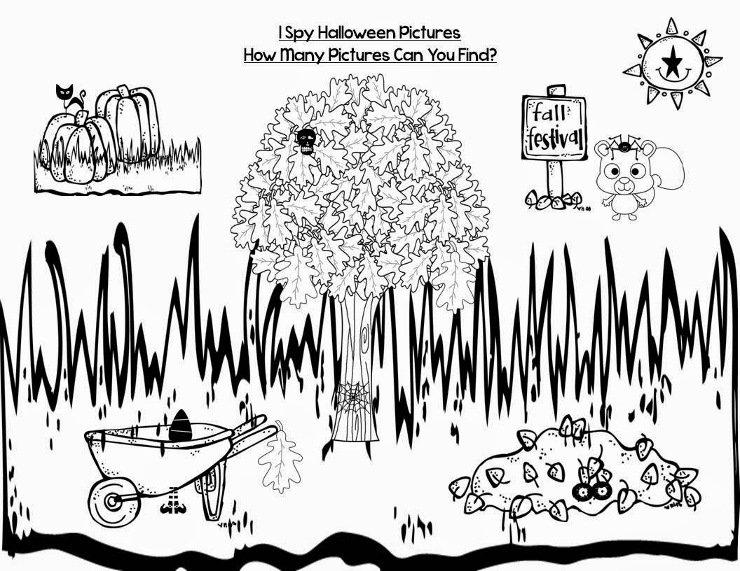 Classroom Freebies Fun Halloween Activities