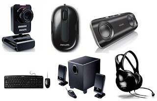 Philips Keyboard & Mouse Combo for Rs.405, Mini Multimedia Speakers for Rs.265, Headphones for Rs.281, Multimedia Speakers for Rs.649 @ GreenDust