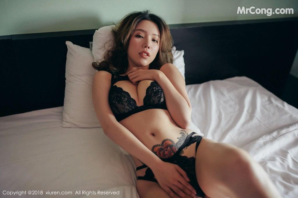 Image XIUREN-No.1200-Huang-Le-Ran-MrCong.com-007 in post XIUREN No.1200: Người mẫu Huang Le Ran (黄楽然) (54 ảnh)
