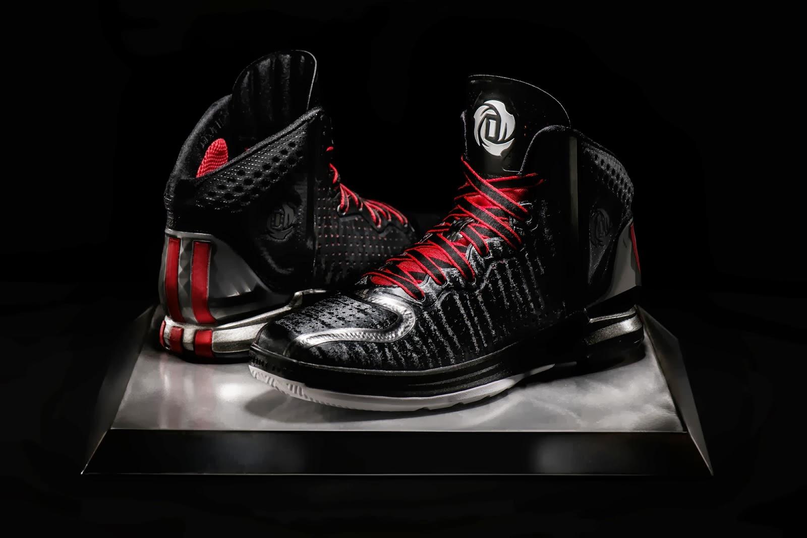 ff86e70c57ac Adidas Launches New D Rose 4 Signature Shoe. DROSE ...