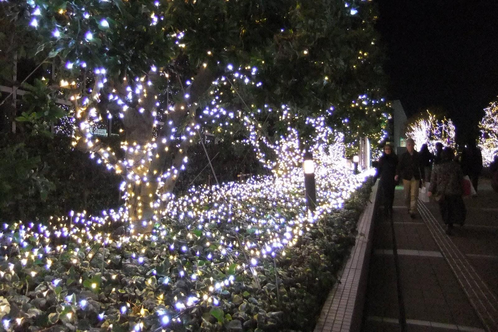 christmas-tokyo 東京のクリスマス飾りつけ