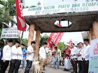 Honda Jateng Berbagi 88 Hewan Kurban Pada Hari Raya Idul Adha 1438 H