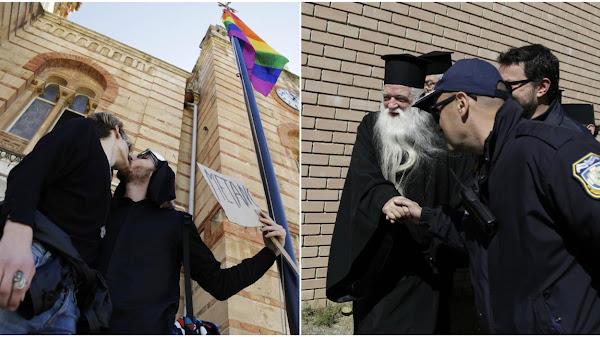 Αθωώθηκε ο Μητροπολίτης Αμβρόσιος για ΔΗΘΕΝ  «δημόσια υποκίνηση βίας» κατά των ομοφυλοφίλων [Βίντεο]