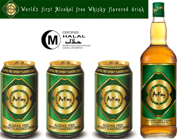 whisky sin alcohol