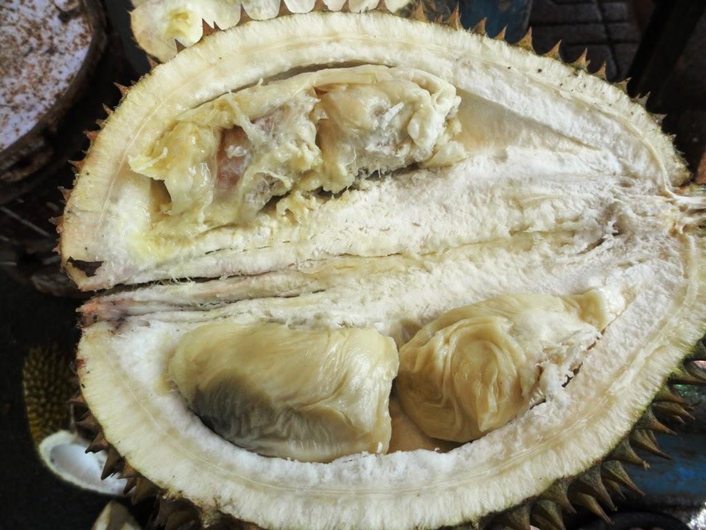 Salah satu durian di Jepara