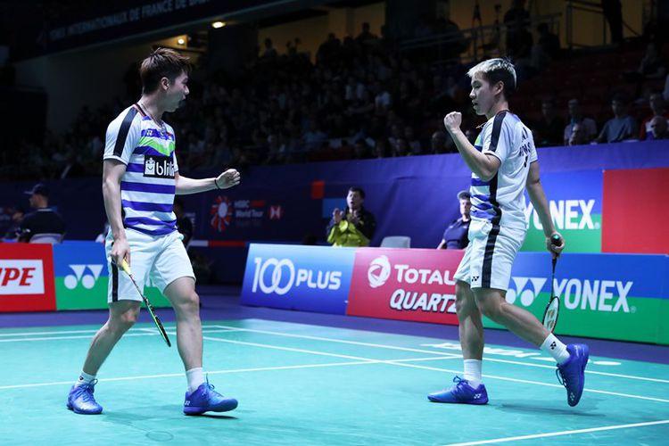 Pasangan Ganda Putra Indonesia Marcus/Kevin mengaku Tidak Akan Main-Main di ajang BWF World Tour Finals 2018