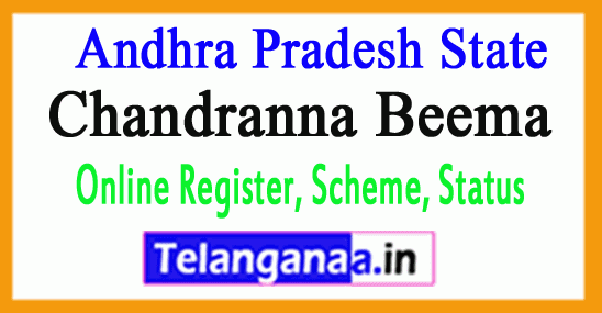 How to Apply Chandranna Beema Online Register, Scheme, Status