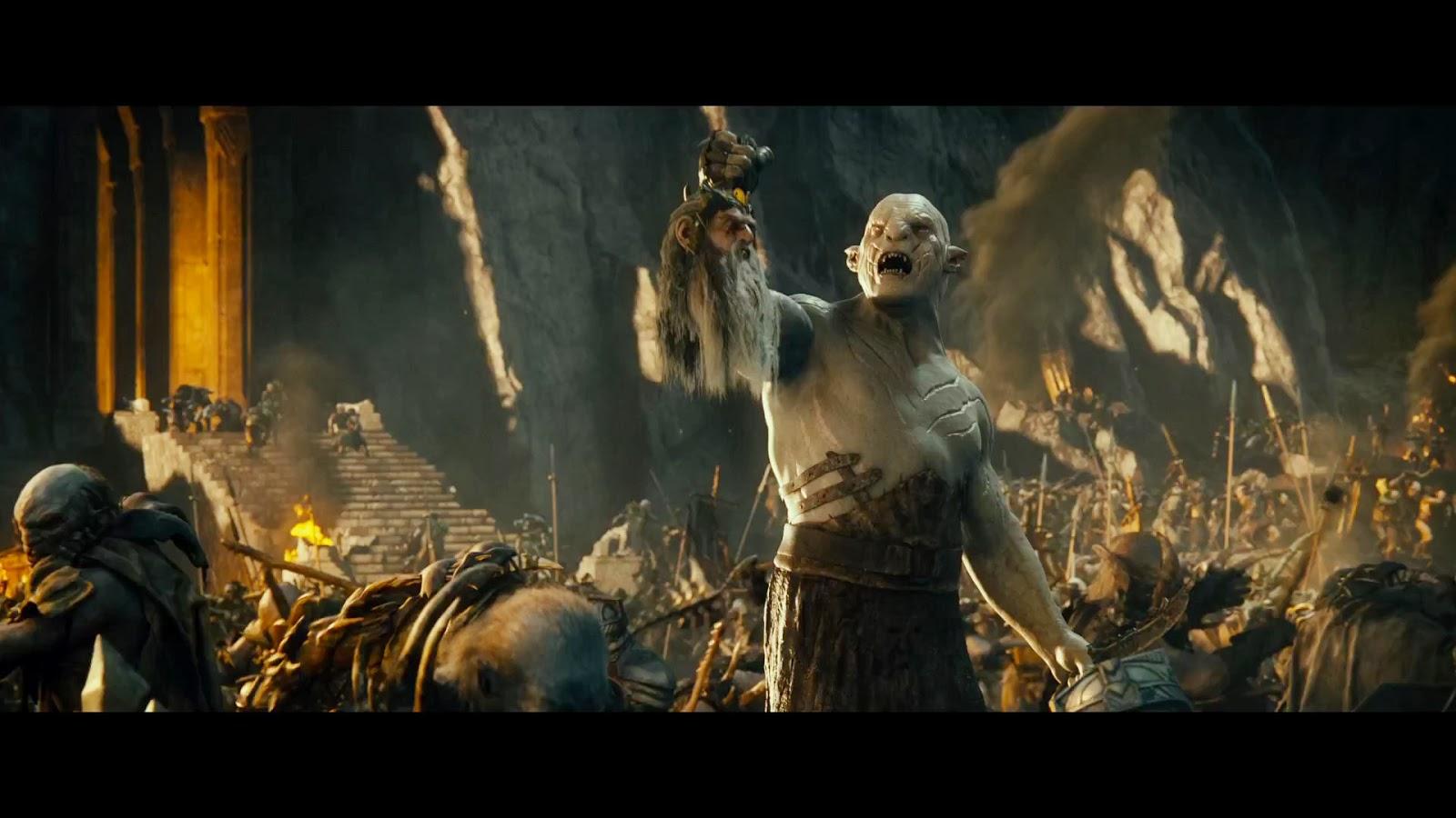 The hobbit 2012 dvdrip
