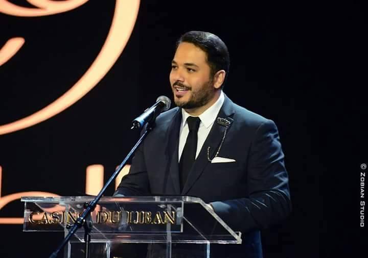 رامي عياش يحتفل بانجازات جمعيته