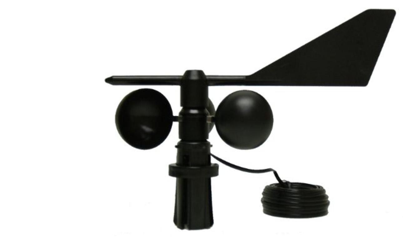 A Cheap, Arduino-based NMEA-0183 Wind Sensor/Anemometer
