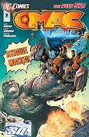 Os Novos 52! O.M.A.C #2