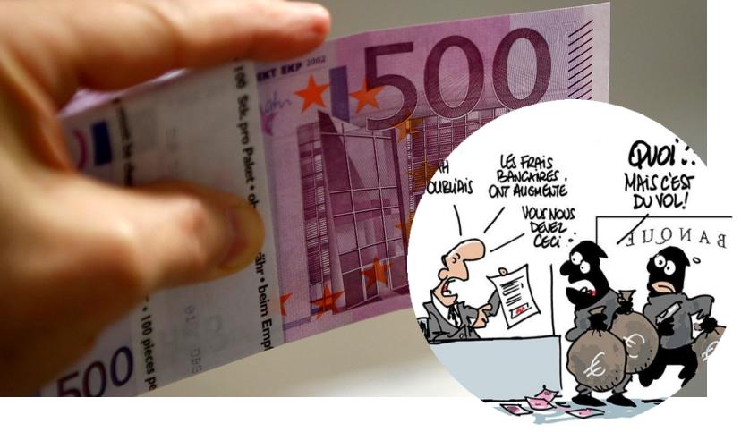 Source: Reuters - Les frais bancaires augmentent sans arrêt depuis quelques années et en 2017, l'addition sera salée