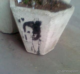 stencil Arte urbano en cuba