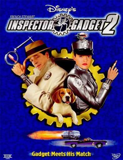 Ver Inspector Gadget 2 (2003) Online