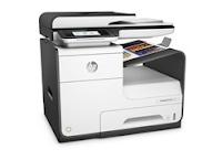 Pencetak pelbagai fungsi HP PageWide Pro 477dw pantas dan cekap, sesuai digunakan di pejabat dan projek yang lebih besar.