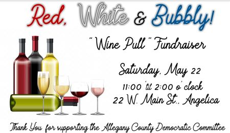 5-22 Allegany Democratic Committee Wine Pull Fundraiser