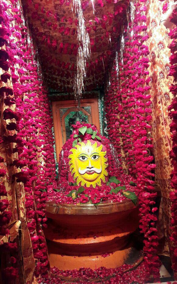 श्रावण सोमवार महादेव मंदिर मेघनगर - mahadev mandir meghnagar