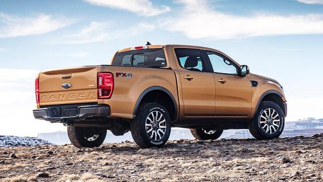 Ford Ranger 2019 có gì mới và khi nào có hàng ảnh 6