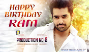 Hero Ram Birthday wishes Wallpapers-thumbnail-1
