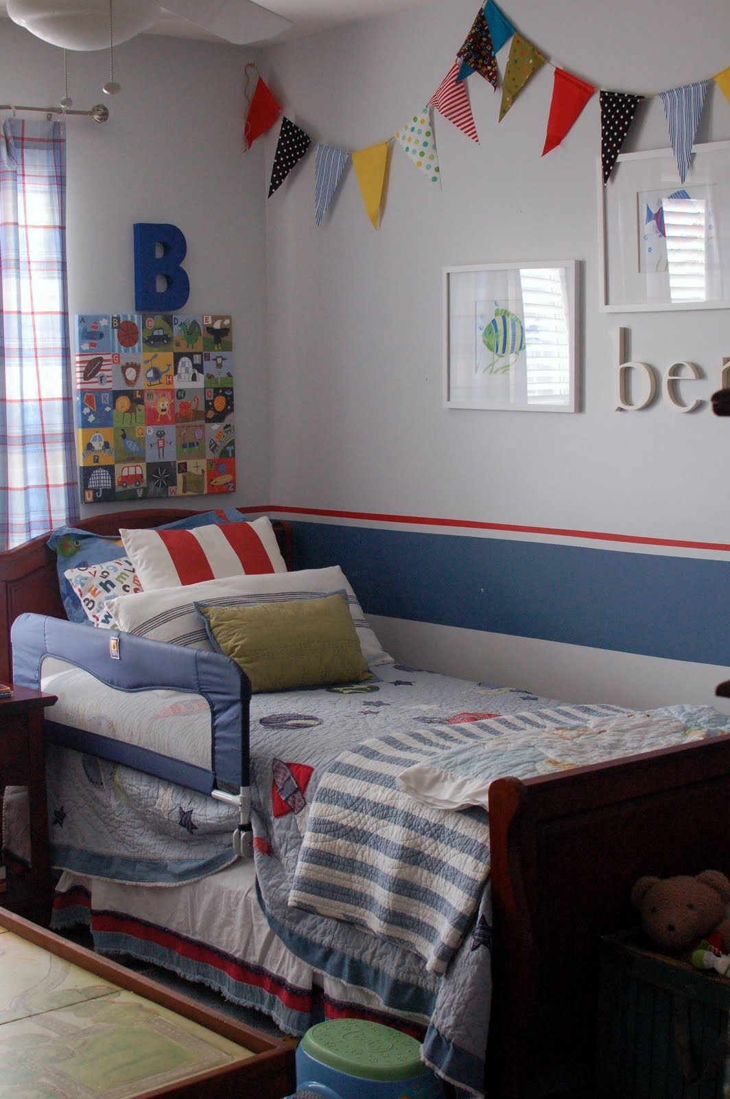 One Day At A Time Ben Boy S Room