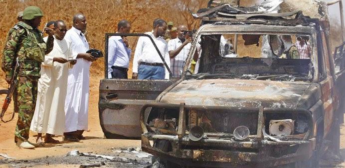 Ataque de drone dos EUA mata líder da Al Shabaab