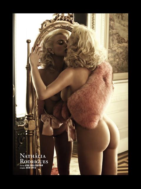Fotos de Nathalia Rodrigues nua pelada na Playboy