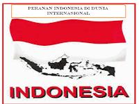 Peranan Indonesia Di Dunia Internasional