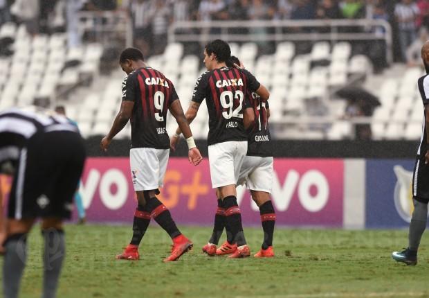Furacão Apaga Fogo do Rebaixamento e Acende Chama da Libertadores